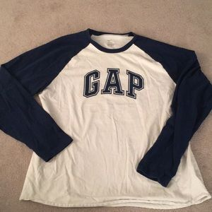Gap long sleeve T-shirt